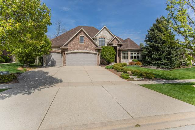 21347 S Wooded Cove Drive, Elwood, IL 60421 (MLS #10771777) :: Century 21 Affiliated
