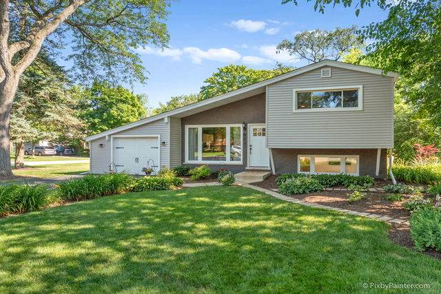 822 Cadillac Drive, Wheaton, IL 60187 (MLS #10771779) :: The Wexler Group at Keller Williams Preferred Realty
