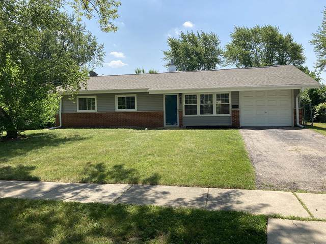 685 Perry Lane, Hoffman Estates, IL 60169 (MLS #10771796) :: The Wexler Group at Keller Williams Preferred Realty