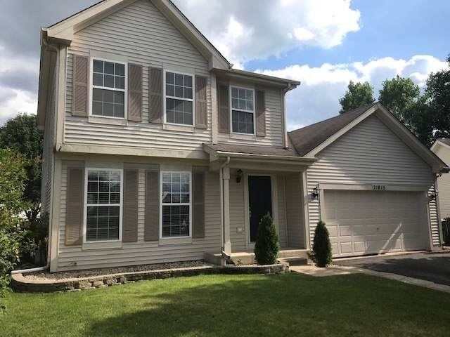 21815 W Hannibal Court, Plainfield, IL 60544 (MLS #10771878) :: Angela Walker Homes Real Estate Group