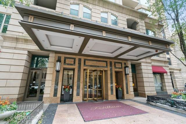 25 E Superior Street #3601, Chicago, IL 60611 (MLS #10771885) :: Angela Walker Homes Real Estate Group