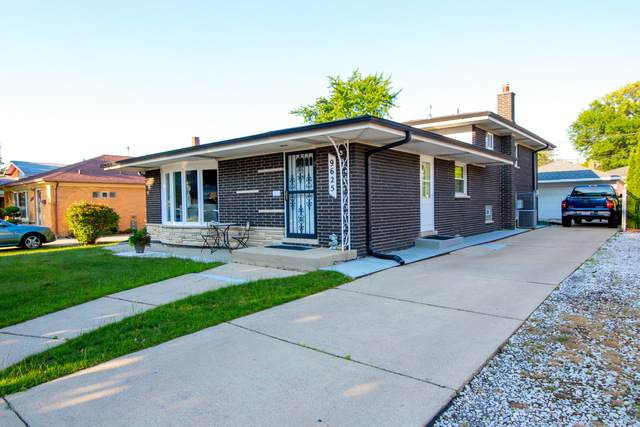 9625 S Kostner Avenue, Oak Lawn, IL 60453 (MLS #10771911) :: The Dena Furlow Team - Keller Williams Realty