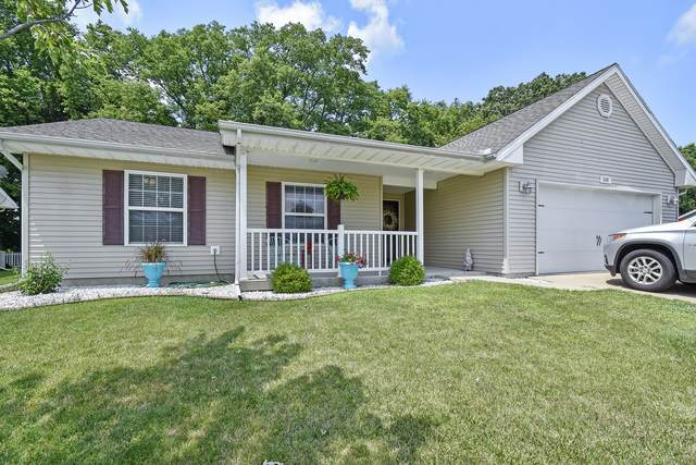 2501 N Skyline Drive, Urbana, IL 61802 (MLS #10771966) :: Ryan Dallas Real Estate