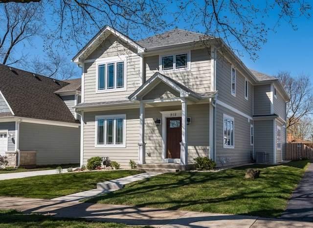 918 N Illinois Avenue, Arlington Heights, IL 60004 (MLS #10771989) :: Helen Oliveri Real Estate