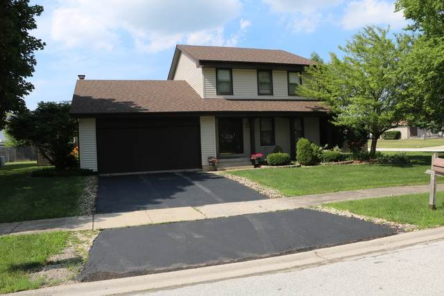 6150 Marsh Lane, Matteson, IL 60443 (MLS #10771996) :: John Lyons Real Estate