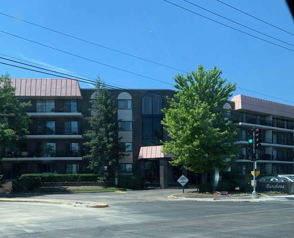 4901 Golf Road #410, Skokie, IL 60077 (MLS #10772037) :: Property Consultants Realty