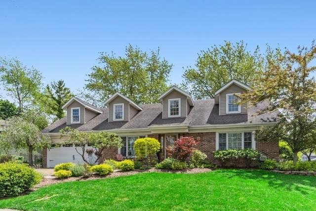 3915 Hudson Drive, Hoffman Estates, IL 60192 (MLS #10772057) :: Knott's Real Estate Team