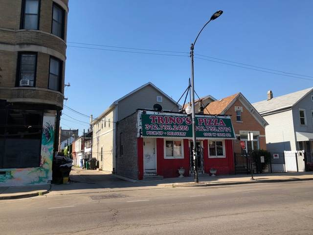 1013 18th Street, Chicago, IL 60608 (MLS #10772083) :: Ryan Dallas Real Estate