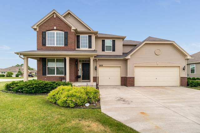1101 Highland Drive, Shorewood, IL 60404 (MLS #10772145) :: Property Consultants Realty