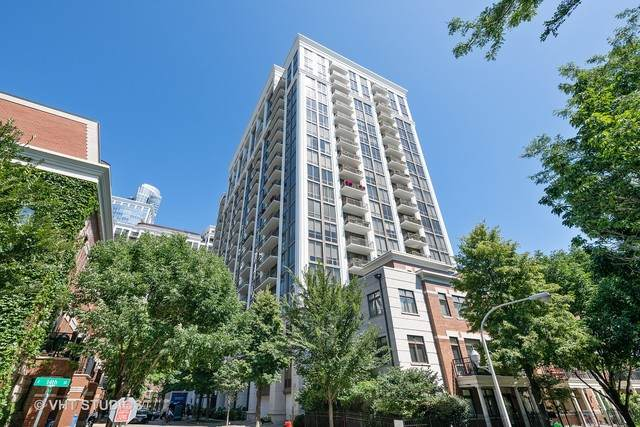 1335 S Prairie Avenue #1804, Chicago, IL 60605 (MLS #10772181) :: The Wexler Group at Keller Williams Preferred Realty