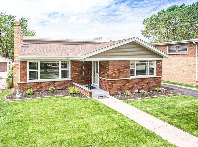 10504 S Tripp Avenue, Oak Lawn, IL 60453 (MLS #10772301) :: The Dena Furlow Team - Keller Williams Realty