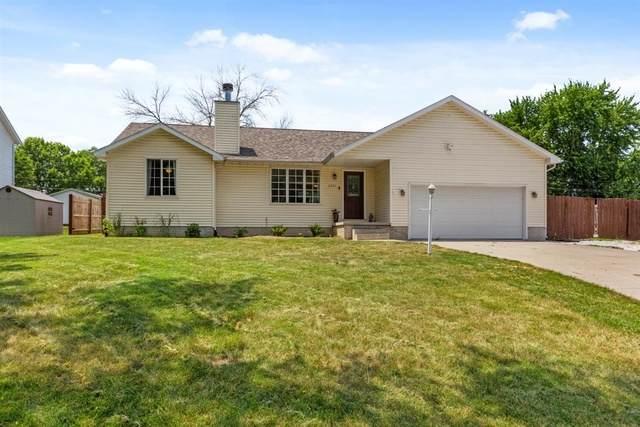 1021 N Country Lane, Peoria, IL 61604 (MLS #10772304) :: Janet Jurich