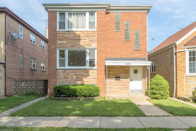 5063 N Menard Avenue, Chicago, IL 60630 (MLS #10772418) :: Property Consultants Realty