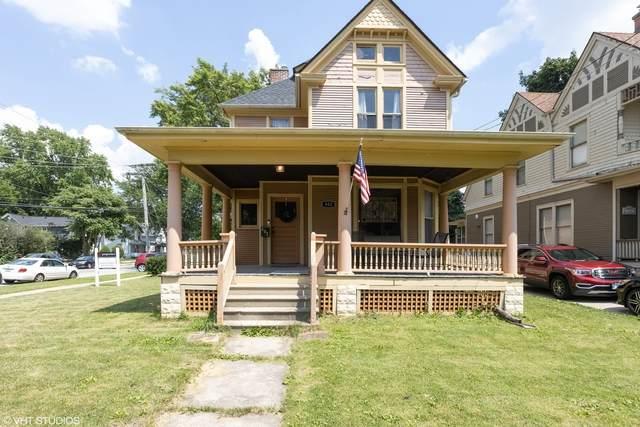 402 S 4th Street, Aurora, IL 60505 (MLS #10772490) :: Lewke Partners