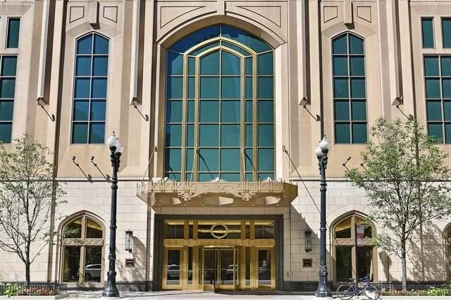 21 E Huron Street #2804, Chicago, IL 60611 (MLS #10772626) :: Angela Walker Homes Real Estate Group