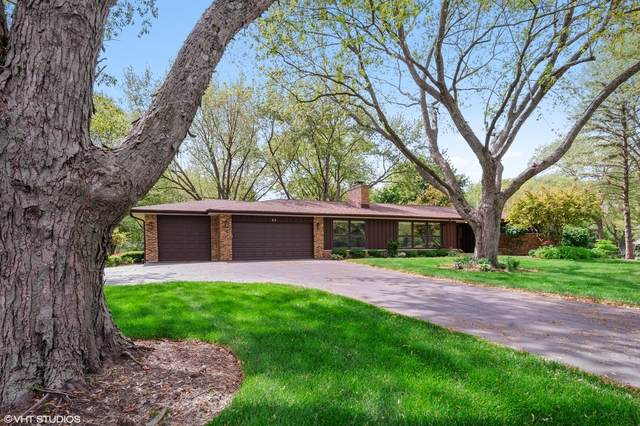 45 Lagoon Drive, Hawthorn Woods, IL 60047 (MLS #10772678) :: Lewke Partners