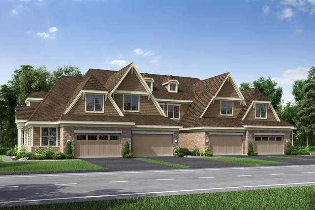 39 Woodland Lot #10 Trail, Lincolnshire, IL 60069 (MLS #10772775) :: John Lyons Real Estate