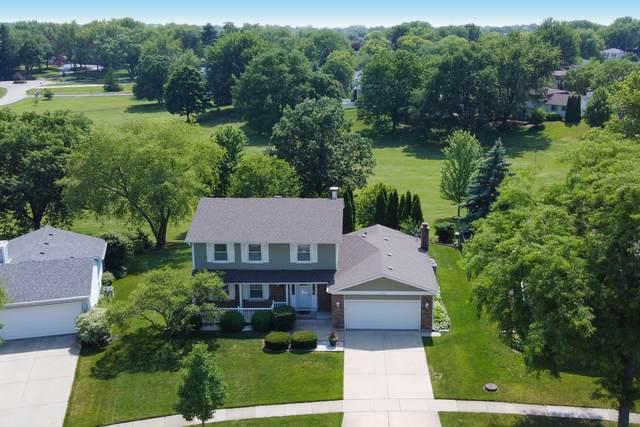 4122 Victoria Drive, Hoffman Estates, IL 60192 (MLS #10772915) :: Knott's Real Estate Team