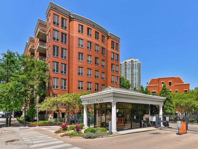 400 N Clinton Street #707, Chicago, IL 60654 (MLS #10772946) :: Touchstone Group