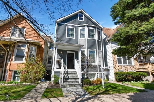 1830 W Warner Avenue, Chicago, IL 60613 (MLS #10772955) :: Helen Oliveri Real Estate