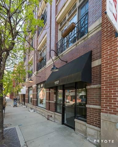 1117 W Armitage Avenue 2E, Chicago, IL 60614 (MLS #10773032) :: Helen Oliveri Real Estate