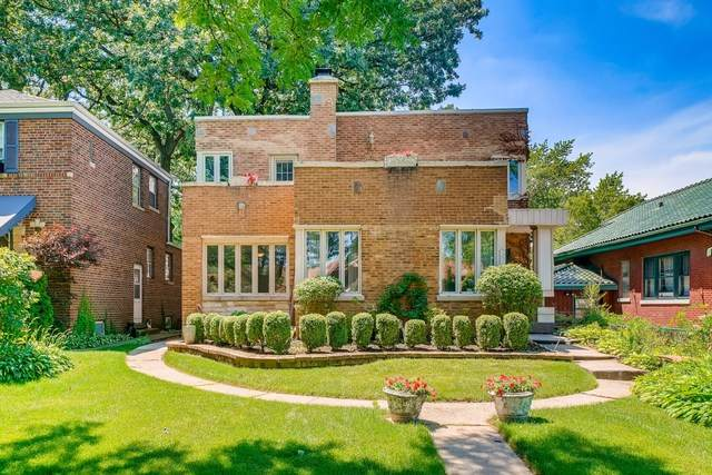 10304 S Talman Avenue, Chicago, IL 60655 (MLS #10773058) :: Helen Oliveri Real Estate