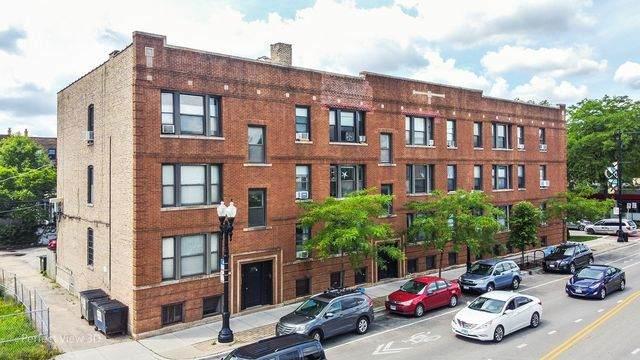 1629 W Lawrence Avenue #2, Chicago, IL 60640 (MLS #10773062) :: Helen Oliveri Real Estate