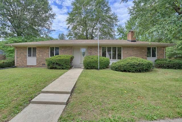 2501 Melrose Drive, Champaign, IL 61820 (MLS #10773086) :: Ryan Dallas Real Estate