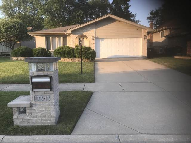 17343 Arrowhead Trace, Oak Forest, IL 60452 (MLS #10773101) :: The Wexler Group at Keller Williams Preferred Realty