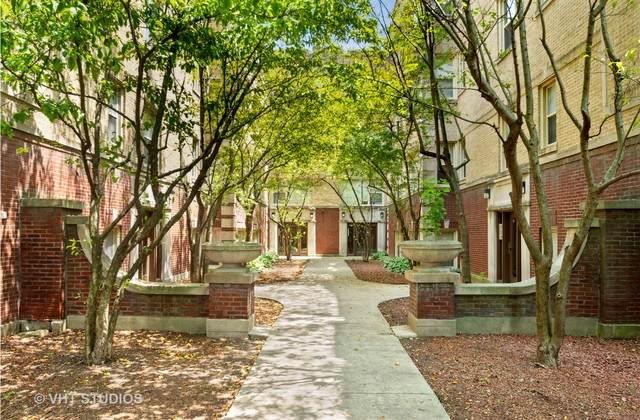 4853 N Harding Avenue #2, Chicago, IL 60625 (MLS #10773124) :: John Lyons Real Estate