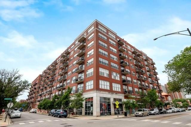6 S Laflin Street 623S, Chicago, IL 60607 (MLS #10773173) :: Helen Oliveri Real Estate