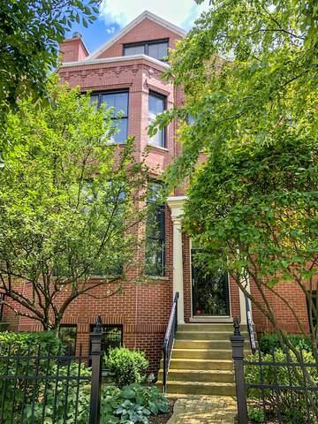 2056 Valor Court, Glenview, IL 60026 (MLS #10773198) :: Knott's Real Estate Team