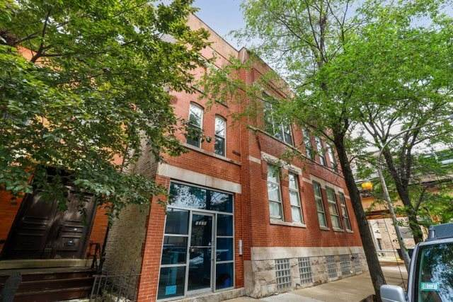1378 N Wolcott Avenue 1B, Chicago, IL 60622 (MLS #10773205) :: Property Consultants Realty
