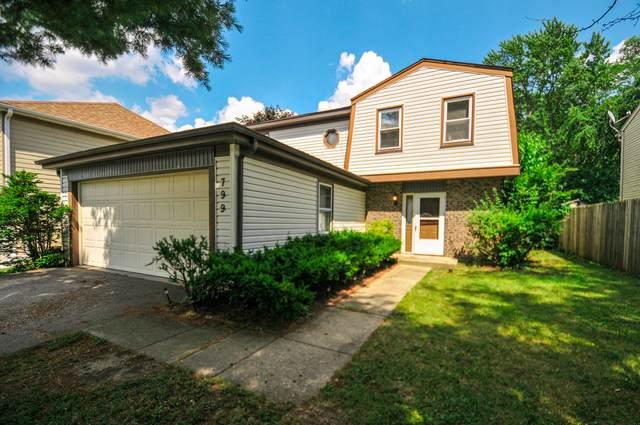 799 Woodside Drive, Roselle, IL 60172 (MLS #10773228) :: Angela Walker Homes Real Estate Group