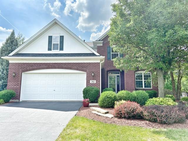 742 Kelley Drive, North Aurora, IL 60542 (MLS #10773240) :: Property Consultants Realty