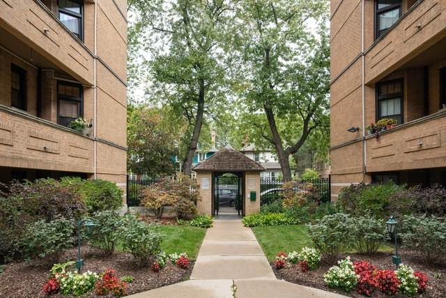 1339 W Lunt Avenue 2M, Chicago, IL 60626 (MLS #10773273) :: Property Consultants Realty