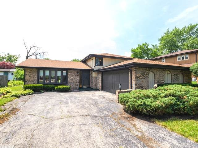 10154 S 86TH Avenue, Palos Hills, IL 60465 (MLS #10773330) :: Property Consultants Realty