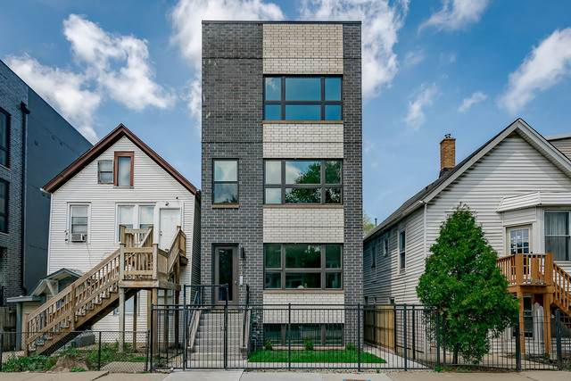 3026 W Lyndale Street #1, Chicago, IL 60647 (MLS #10773334) :: Property Consultants Realty