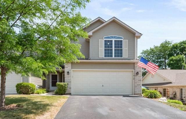 1818 Pine Street #1818, Johnsburg, IL 60051 (MLS #10773391) :: John Lyons Real Estate