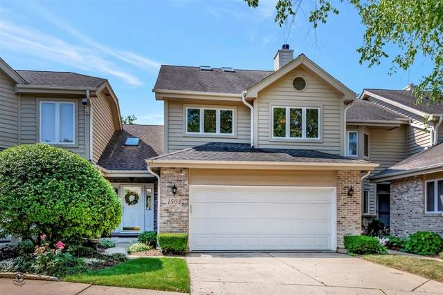 1503 Canterbury Court, Darien, IL 60561 (MLS #10773394) :: Littlefield Group