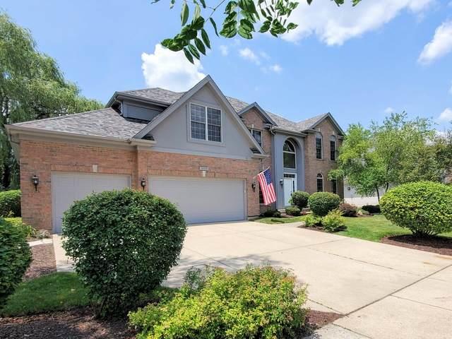 1250 N Lakeview Drive, Palatine, IL 60067 (MLS #10773408) :: Helen Oliveri Real Estate
