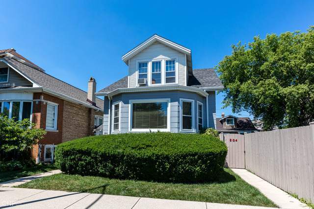 5122 N Austin Avenue, Chicago, IL 60630 (MLS #10773429) :: Property Consultants Realty