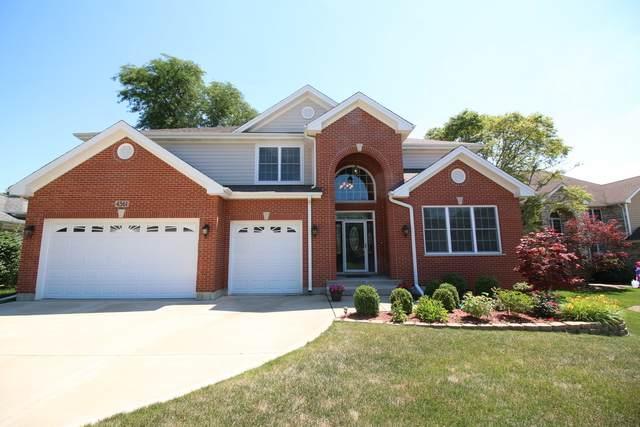 4561 Wilmette Avenue, Rolling Meadows, IL 60008 (MLS #10773464) :: Knott's Real Estate Team