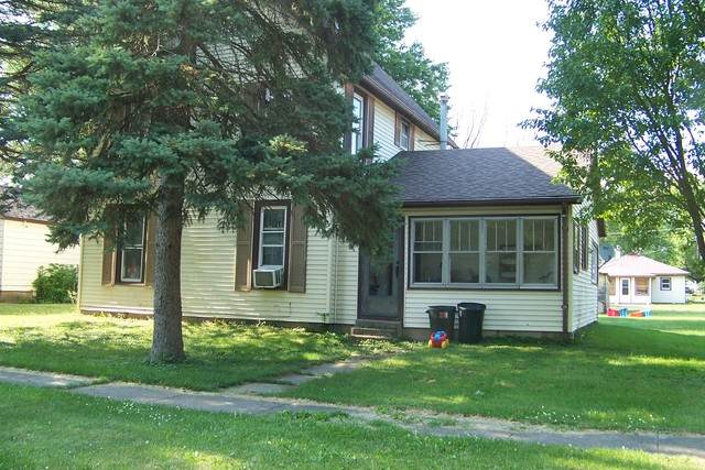 127 E James Street, Forrest, IL 61741 (MLS #10773568) :: The Wexler Group at Keller Williams Preferred Realty