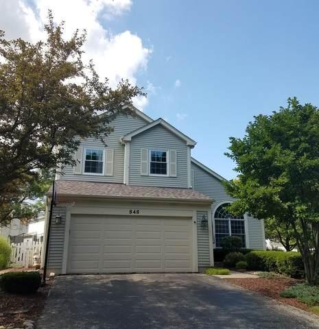 848 Hartford Lane, Bolingbrook, IL 60440 (MLS #10773604) :: The Wexler Group at Keller Williams Preferred Realty