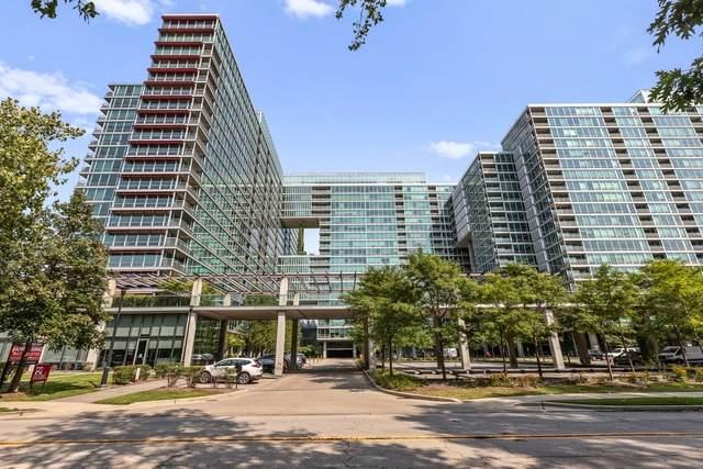 9655 Woods Drive #1403, Skokie, IL 60077 (MLS #10773608) :: John Lyons Real Estate