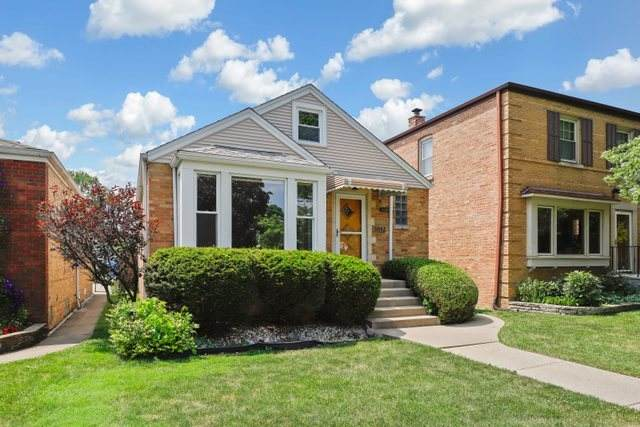 5042 N Newland Avenue, Chicago, IL 60656 (MLS #10773616) :: Angela Walker Homes Real Estate Group