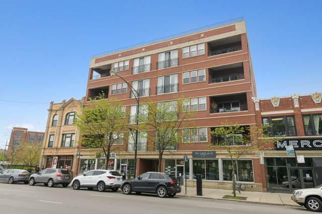 3131 W Logan Boulevard 2A, Chicago, IL 60641 (MLS #10773659) :: Property Consultants Realty