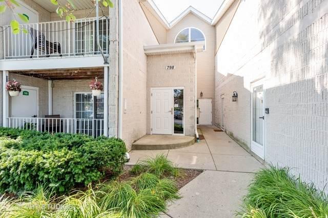798 N Gary Avenue #211, Carol Stream, IL 60188 (MLS #10773700) :: The Wexler Group at Keller Williams Preferred Realty