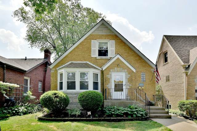 5421 N Lieb Avenue, Chicago, IL 60630 (MLS #10773709) :: Property Consultants Realty